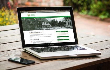 Neue ABVU Webseite