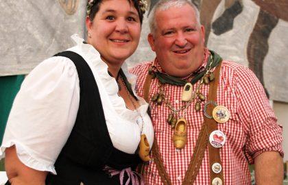 Urdenbach hat ein neues Blotschenkönigpaar