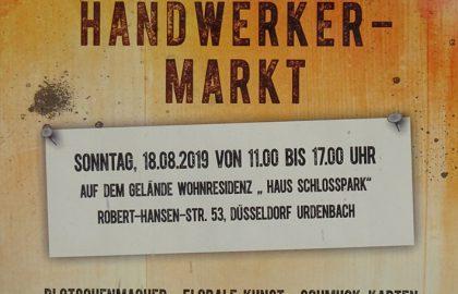 Handwerkermarkt 2019
