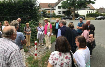 Führung durch Urdenbach