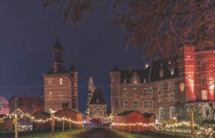 Weihnachtsmarkt Merode